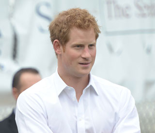 Prince Harry meets his celebrity fans in New York
