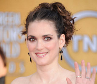 Winona Ryder happy with her wrinkles