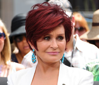 Sharon Osbourne to do Skype mentoring