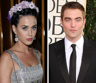 Katy Perry and Robert Pattinson's secret date