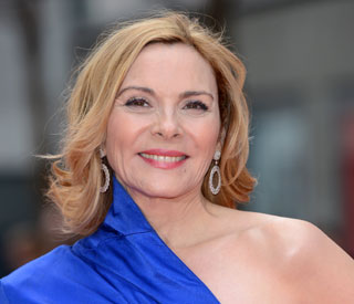 Kim Cattrall on her theatre role