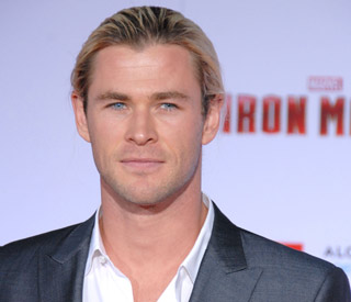 Chris Hemsworth loving fatherhood