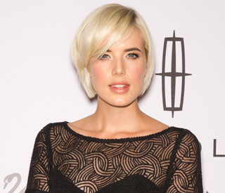Agyness Deyn: from model to actress