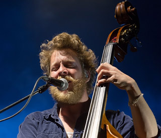 Mumford & Sons bassist leaves hospital after surgery