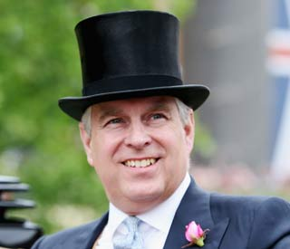 The Duke of York follows ex-wife Sarah, Duchess of York on Twitter