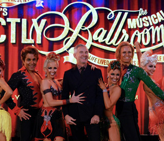 Baz Luhrmann tweets for a Fran in musical Strictly Ballroom
