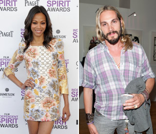 Zoe Saldana's secret summer wedding