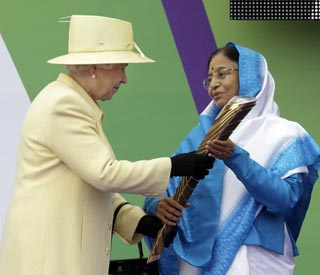 Queen to launch Commonwealth Games Baton Relay