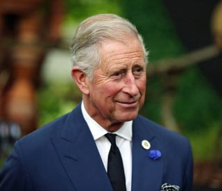 Prince Charles records a Dylan Thomas poem