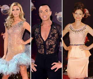 Strictly stars gear up for Saturday's show