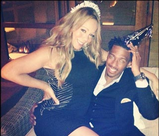 Mariah Carey wishes husband Nick happy birthday