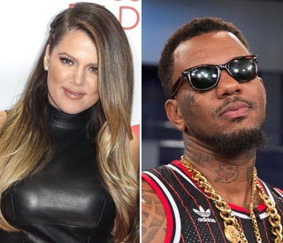 Khloé Kardashian and rapper The Game 'just friends'