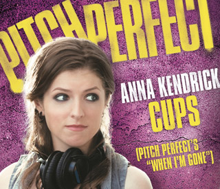 Anna Kendrick releases hit song Cups in the UK