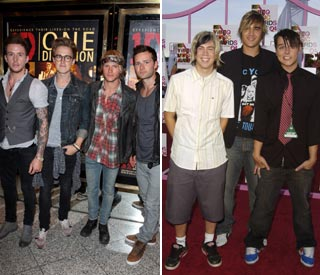 McFly and Busted to form supergroup
