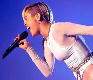 Miley: 'I'm one of the biggest feminists in the world'