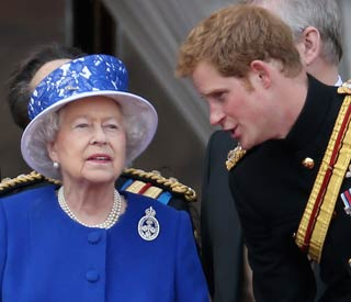 The Queen and Prince Philip to meet Prince Harry's fellow South Pole expedition team members