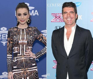 'Control issues': Cher Lloyd on Simon Cowell