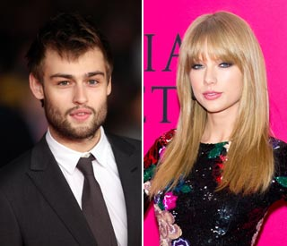 Taylor Swift reportedly dating British actor