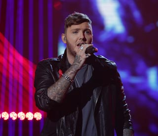 James Arthur apologises on live TV