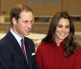 William and Kate to visit Australia and NZ in April