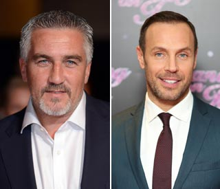 Jason Gardiner takes on Paul Hollywood in GBBO