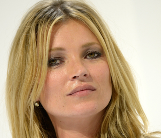 Kate Moss exhibition opens in honour of 40th birthday