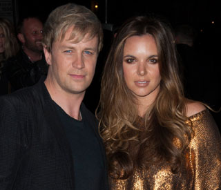 Kian Egan and Jodi Albert launch Valentines in Vegas on ITV's Daybreak
