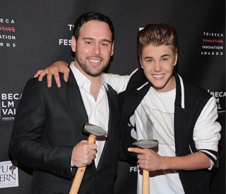 Justin Bieber's manager is supportive despite Miami arrest