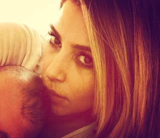 Kim Kardashian shares adorable picture of baby North