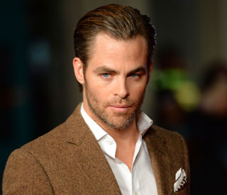 Star Trek's Chris Pine charged with DUI