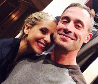 Sarah Michelle Gellar shares first ever selfie
