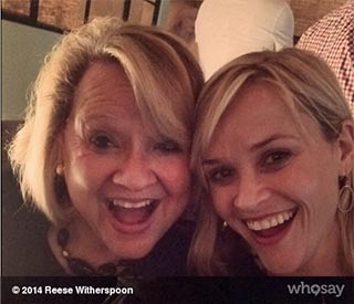 Reese Witherspoon celebrates birthday with mum