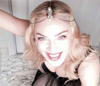 Madonna sends a message to 'all the haters'