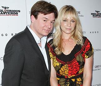 Mike Myers announces birth of daughter