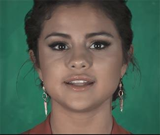 Selena Gomez joins the #WeAreSilent campaign