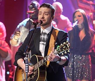 Justin Timberlake leaves €3000 tip in Germany