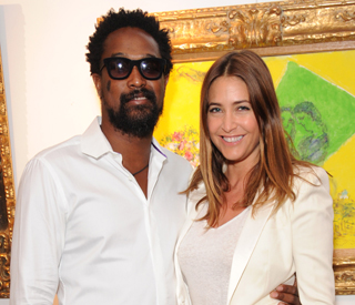 Lisa Snowdon's boyfriend admits to 'attacking her in street'