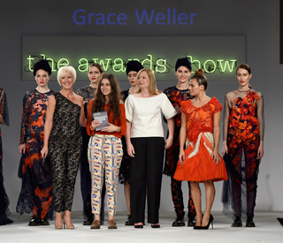 Winners of Graduate Fashion Week 2014 are announced