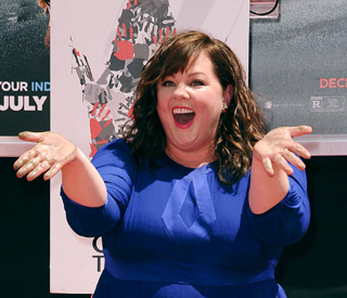 Melissa McCarthy receives Hollywood Walk of Fame star