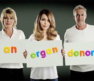 Katie Piper back to work for National Transplant Week 2014 campaign