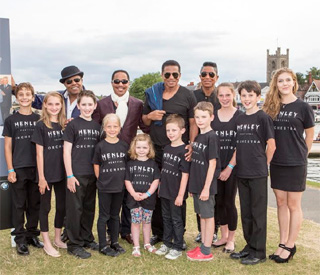 Jacksons support the Prince's Foundation for Children & the Arts