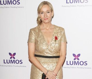 JK Rowling plans for crime series to outnumber Potter books