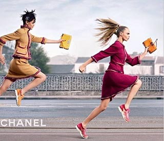 Cara Delevingne fronts new Chanel campaign