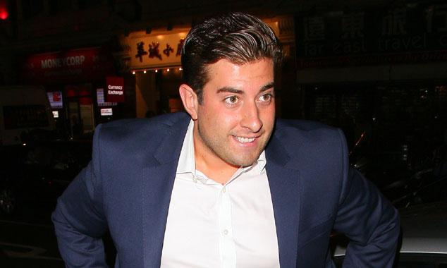 James Argent suspended from The Only Way is Essex