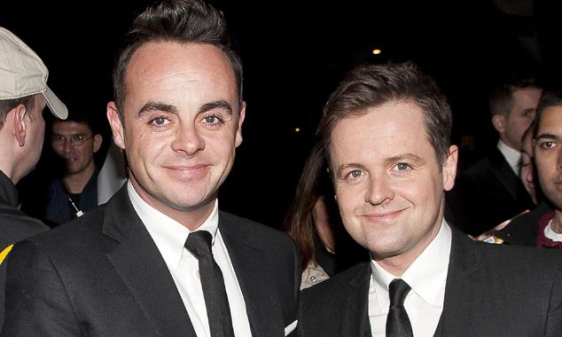 Ant & Dec to host The BRIT Awards 2015
