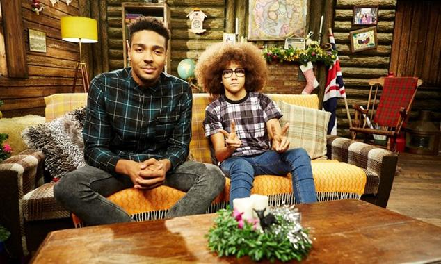 Diversity stars face of new Nickelodeon Christmas show
