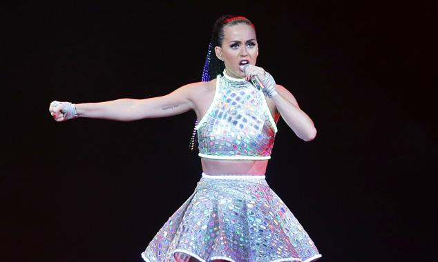 Katy Perry to headline Super Bowl half time show