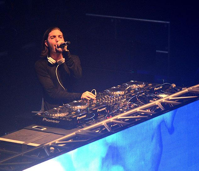 Swedish DJ Alesso enjoys successful sold out UK shows ahead of new release