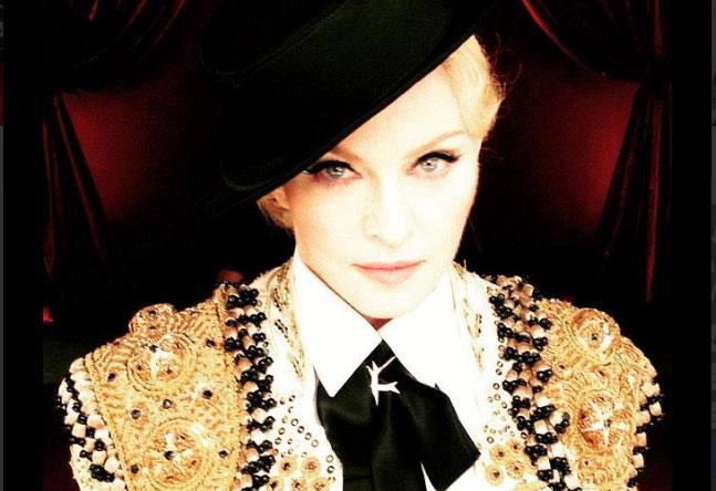 Madonna makes history with Snapchat video premiere