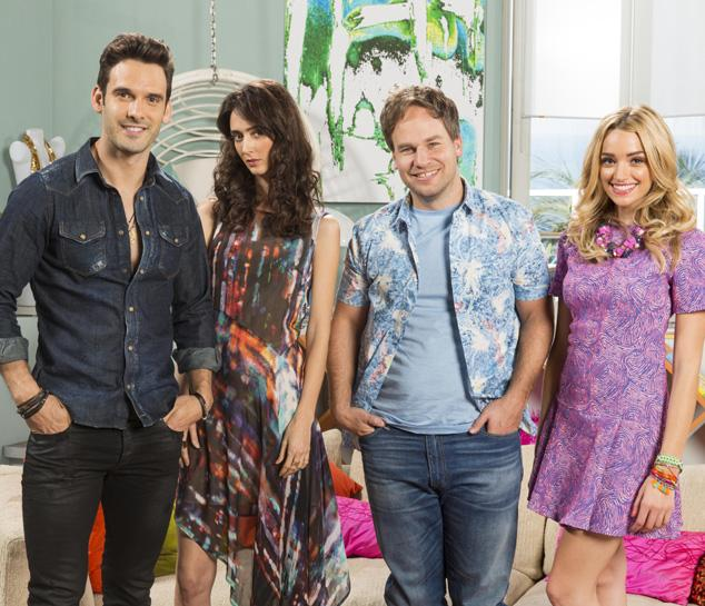 New sitcom I Live With Models comes to Comedy Central